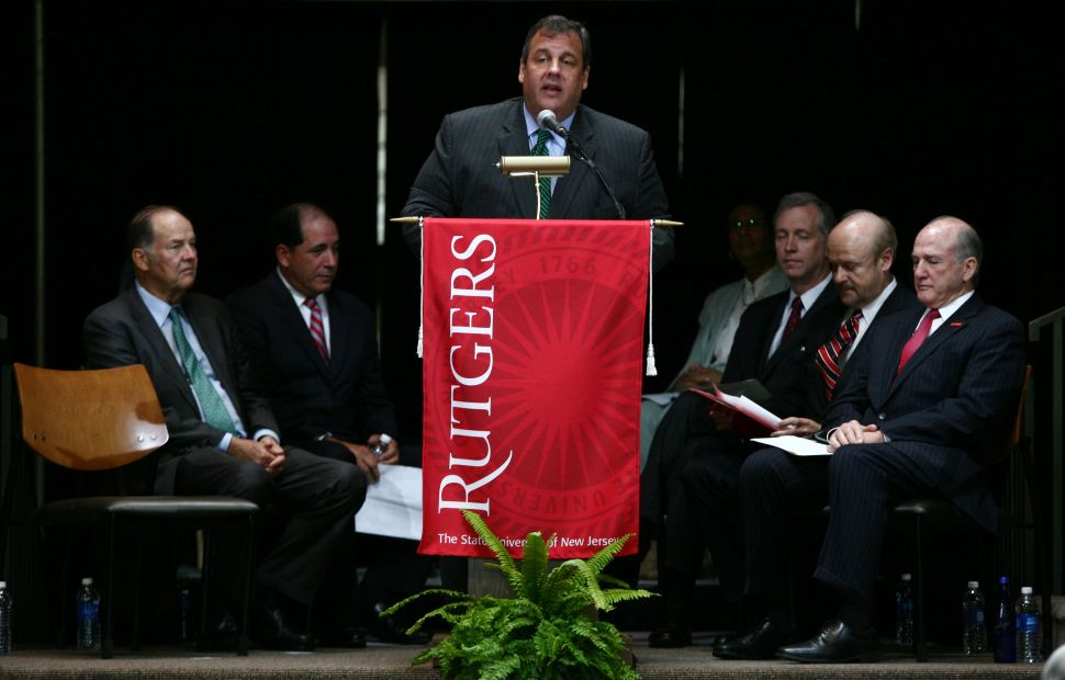 Rutgers-UMDNJ transition becomes official