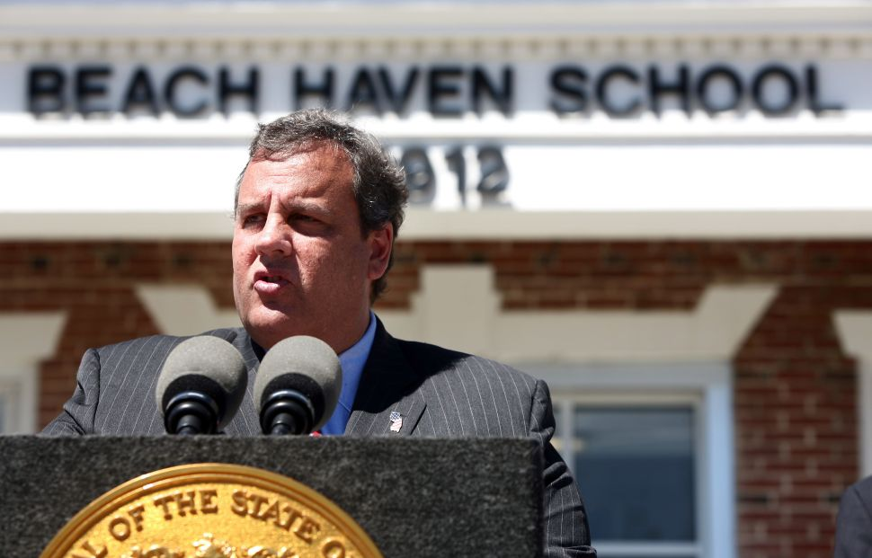 Beach Haven school's reopening symbolic of ongoing storm recovery
