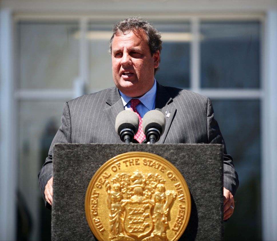 Five political questions for New Jersey in 2014