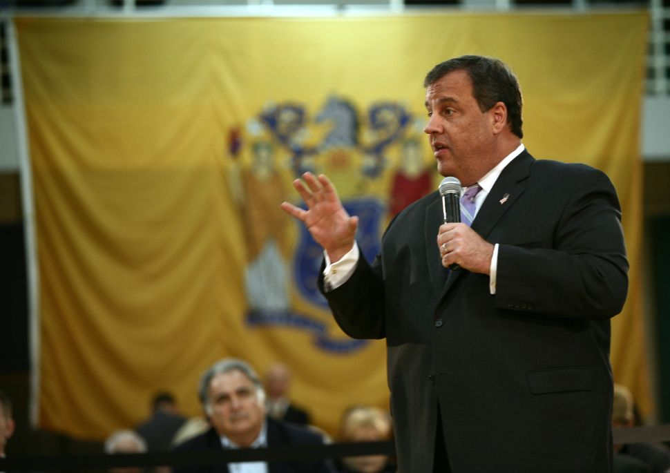 Chris Christie to Tesla: Take it up with the Legislature