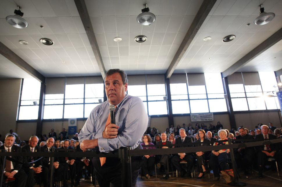 Report: Photographing Christie protesters 'an overzealous security measure'