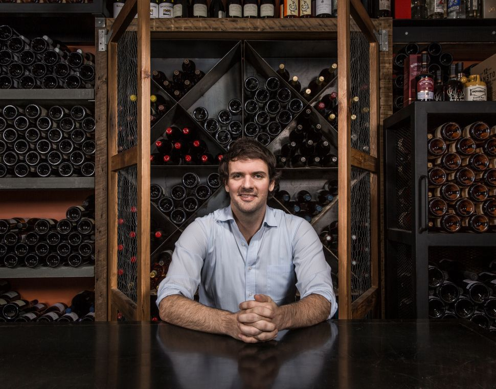 Liquid Lunch With Tim Farrell: 'The New Burgundy'