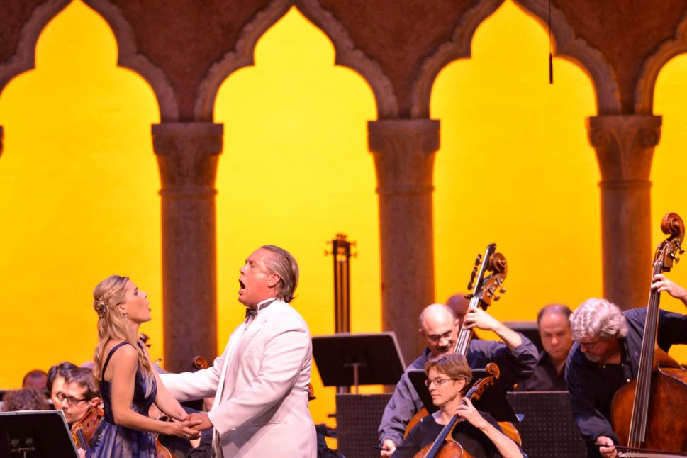 Opera Was in Superb Form at the Caramoor Festival Last Weekend