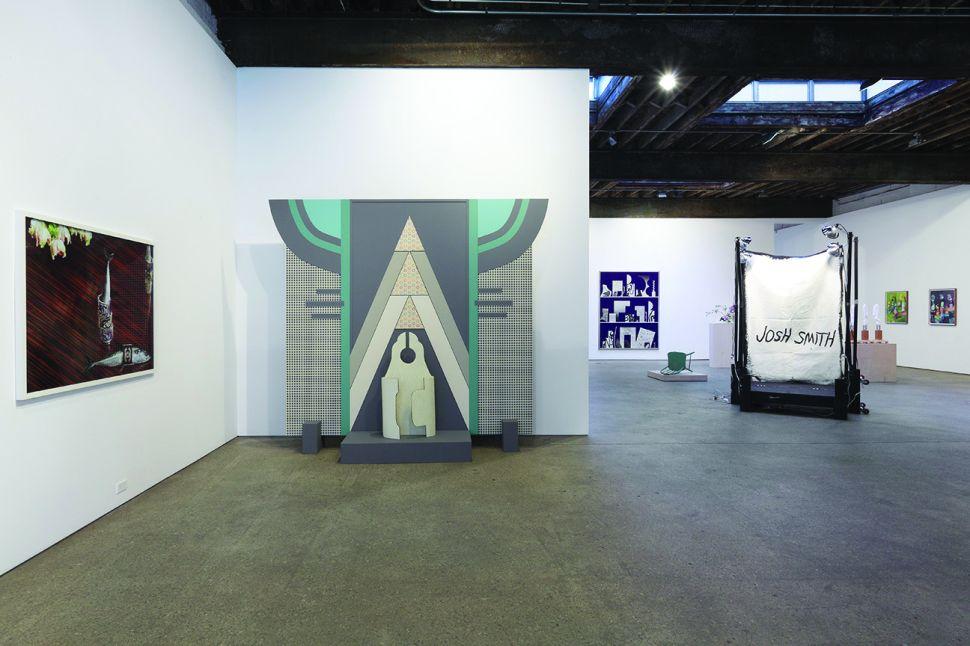 'Displayed' at Anton Kern Gallery