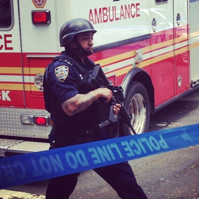 Gunman Killed, 3 Officers Injured, in West Village Shootout