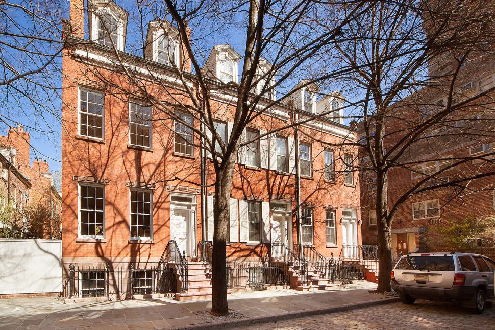 Home on the Range: Historic Tribeca Townhouse Sells for $5.5M