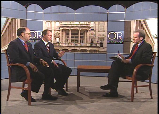 Adler and Myers debate on NJN this weekend