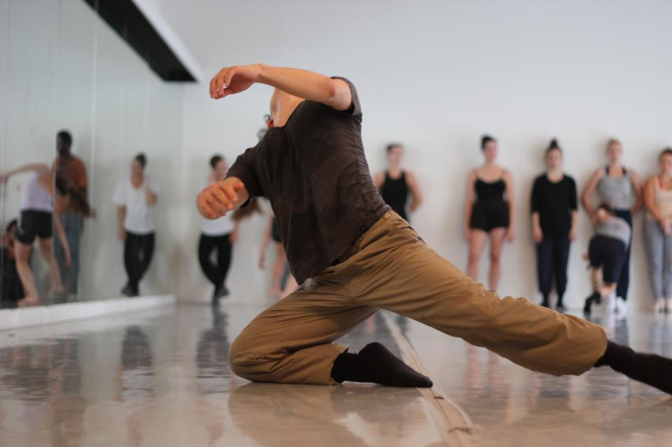 Gina Gibney, Virtual Unknown, Becomes Power Broker of Contemporary Dance