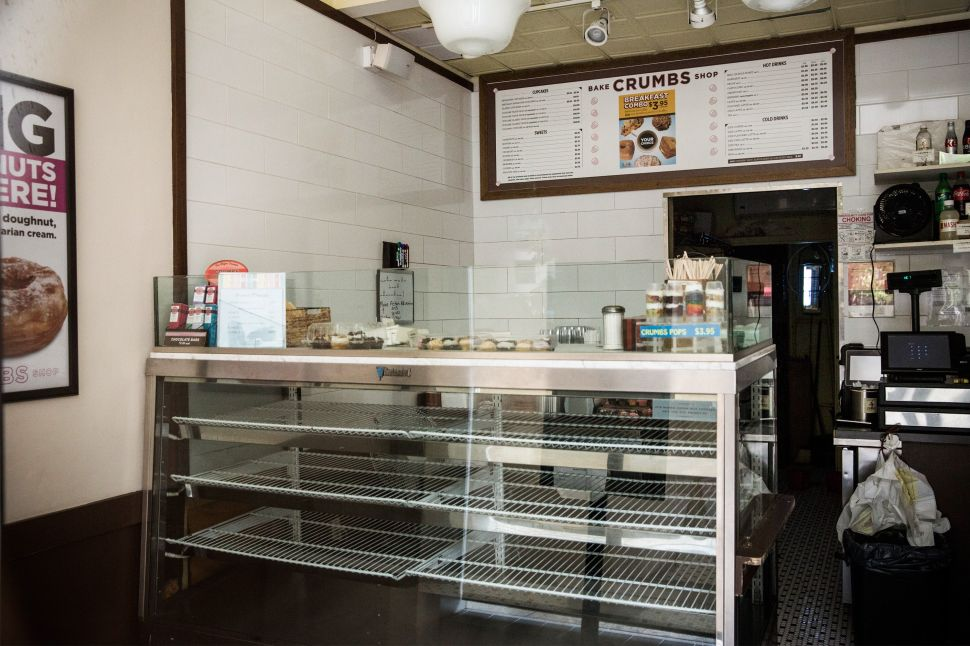 The Return of the Cupcake: Crumbs Reopens First NYC Store
