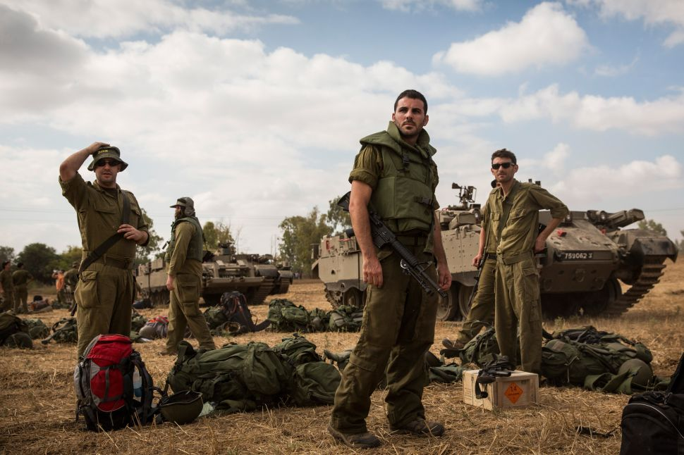 Some Mother's Son: An Israeli Reservist's Mom Backs the IDF … But Worries, Too