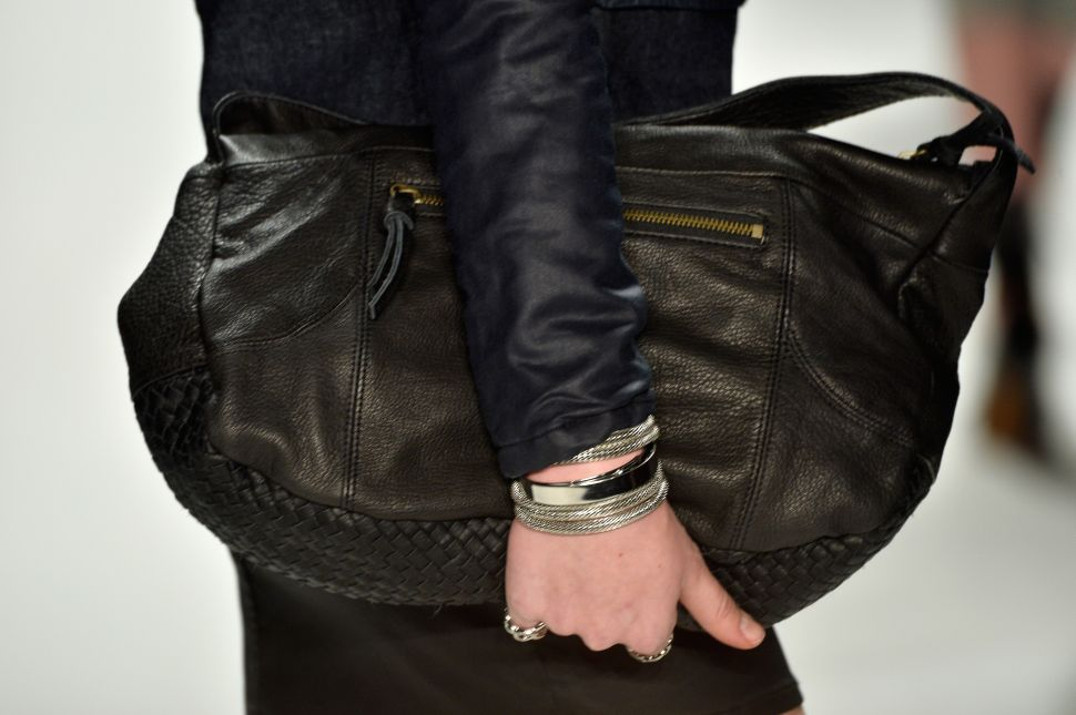 A Spike in Men's Fashion Accessories