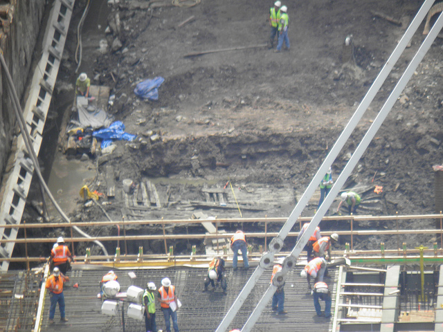 New Study Reveals Mystery Ship Below Ground Zero Was Built in 1773