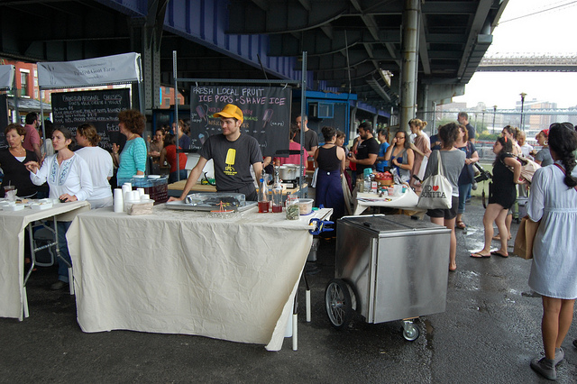 The Closure of New Amsterdam Market is Official