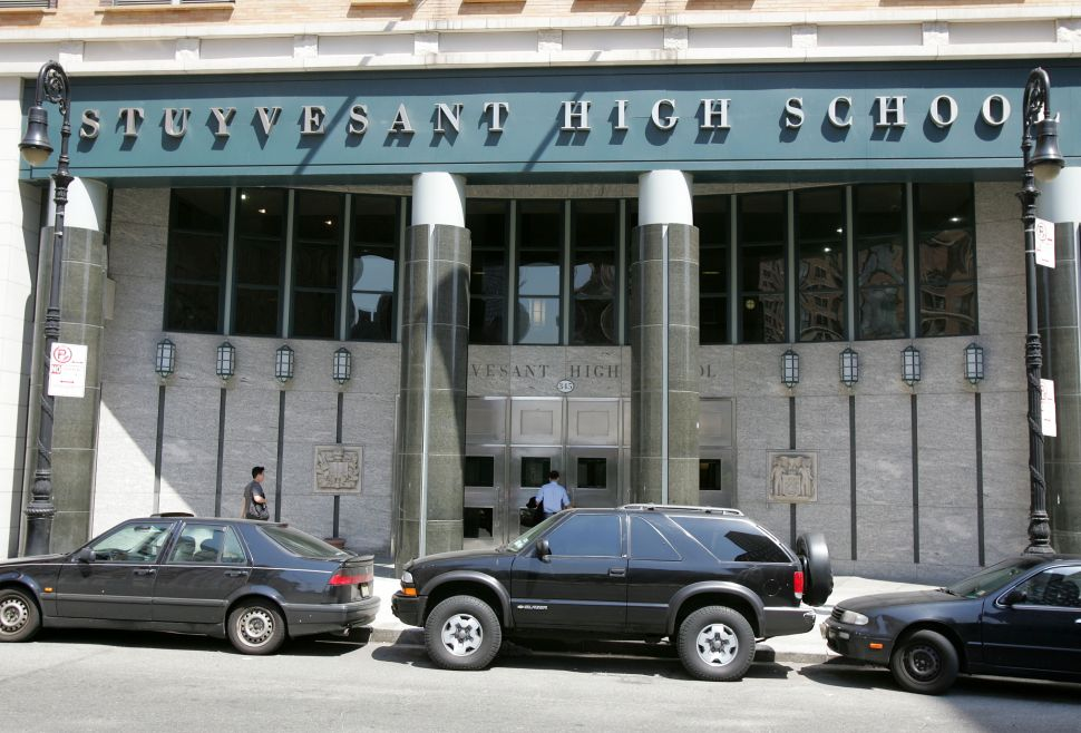 Discrimination, Start-up New York & Stuyvesant High School