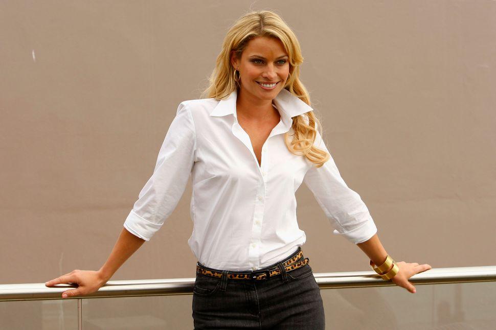 Victoria's Secret Model Kristy Hinze Gave Eric Schneiderman $41K