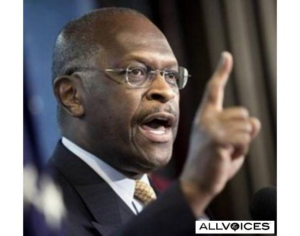 Bayshore Tea Party Group endorses Herman Cain for Prez
