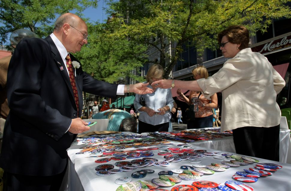 Ex-Congressman Gary Ackerman Endorses Democrat to Replace Mark Weprin