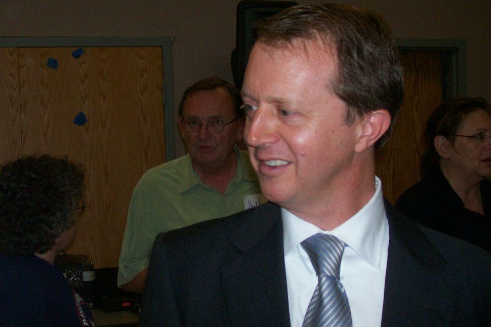 Myers opposes while Adler bludgeons Bush drilling plan
