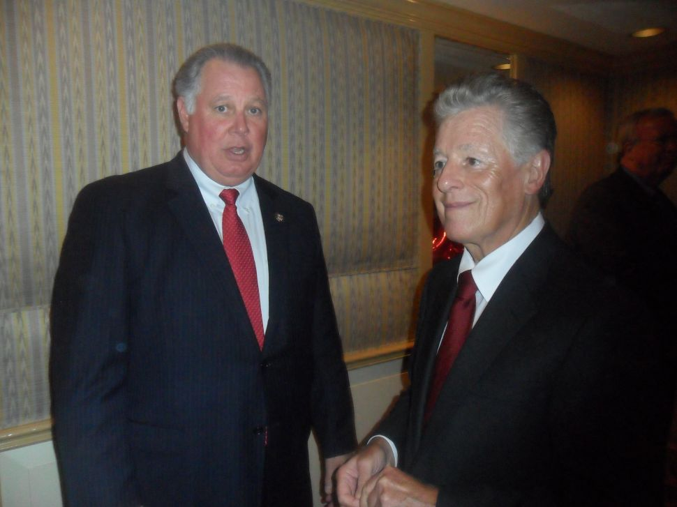 Sires anticipates his district growing in Middlesex