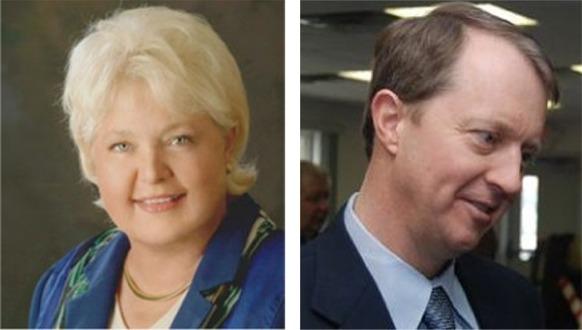 Allen emerges as Burlington GOP's top choice to run against Adler