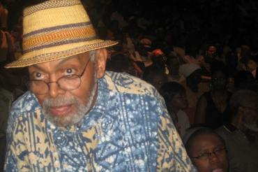 Amiri Baraka reaches out to network for financial donations for mayoral candidate son
