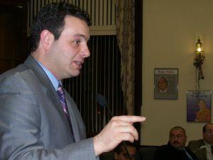 Ward 6 Councilman Andre Sayegh.