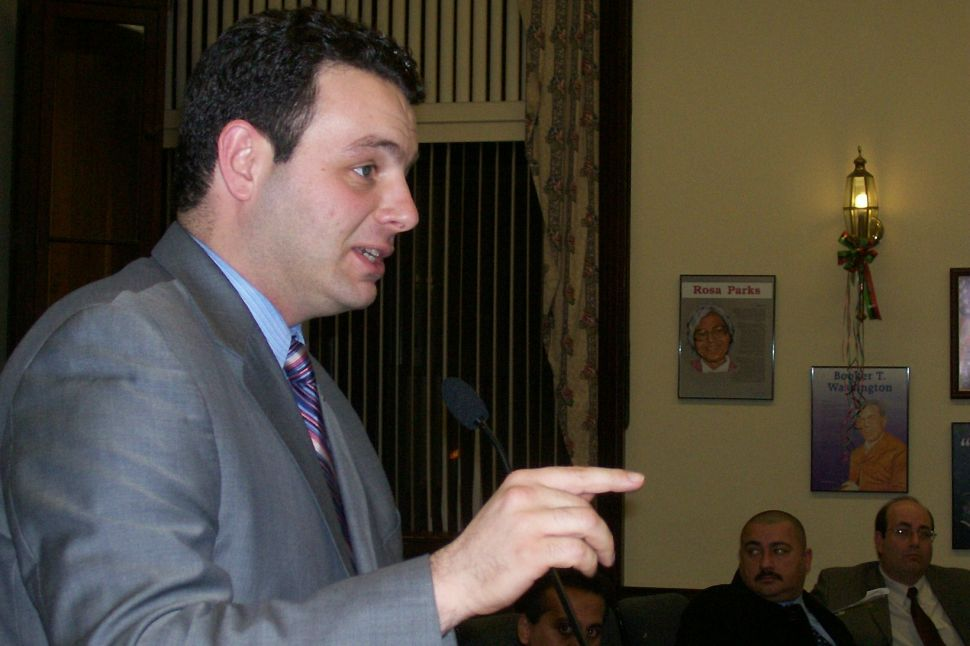 Political insider Sayegh goes for council in his hometown