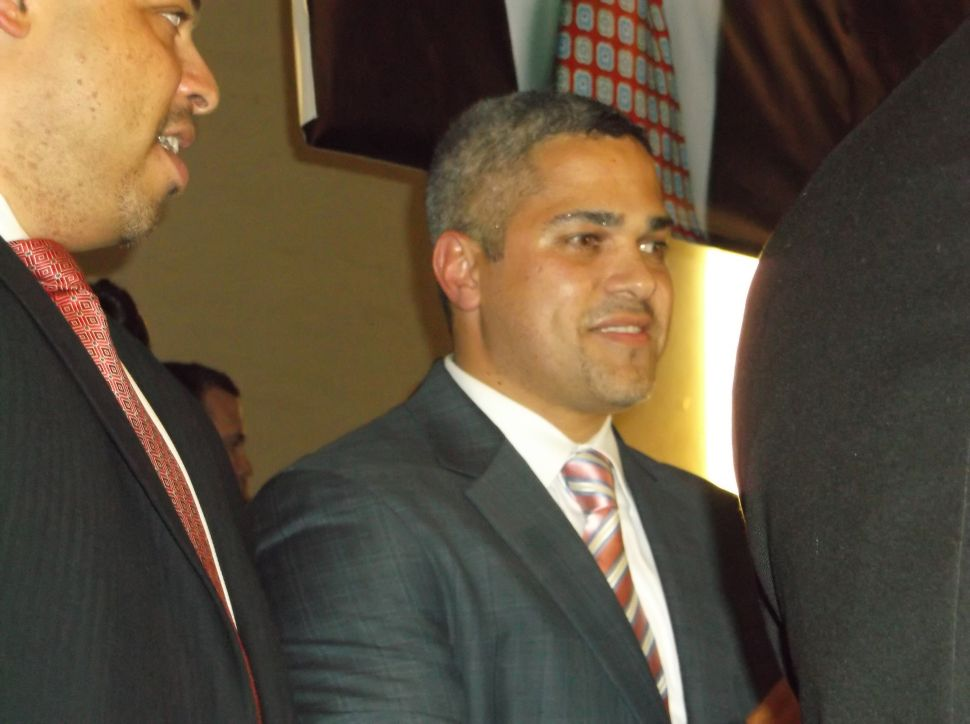 Promising to serve all of Newark, Councilman Ramos launches his mayoral campaign