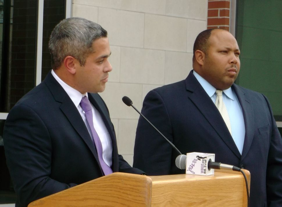 While Adubato honored, Essex, Newark pols look at legacy, impact on mayoral race