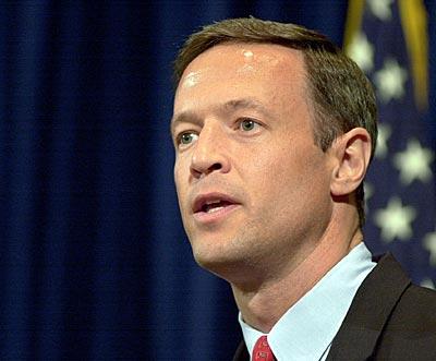 2016 O'Malley v. Christie prez preview
