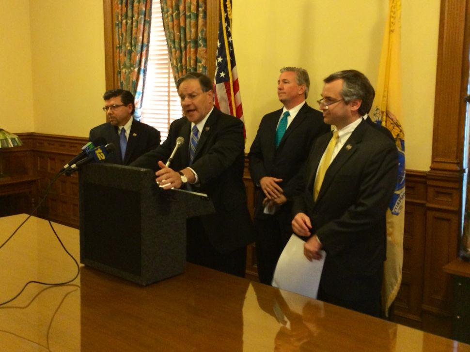 GOP lawmakers: Bridgegate hearings focused on next Dem gubernatorial election