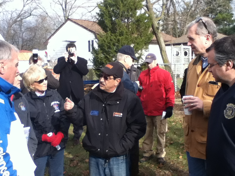 Assembly leaders tour Monmouth, Middlesex areas wracked by Sandy