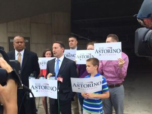 Westchester County Executive Rob Astorino (Twitter: Rob Astorino).