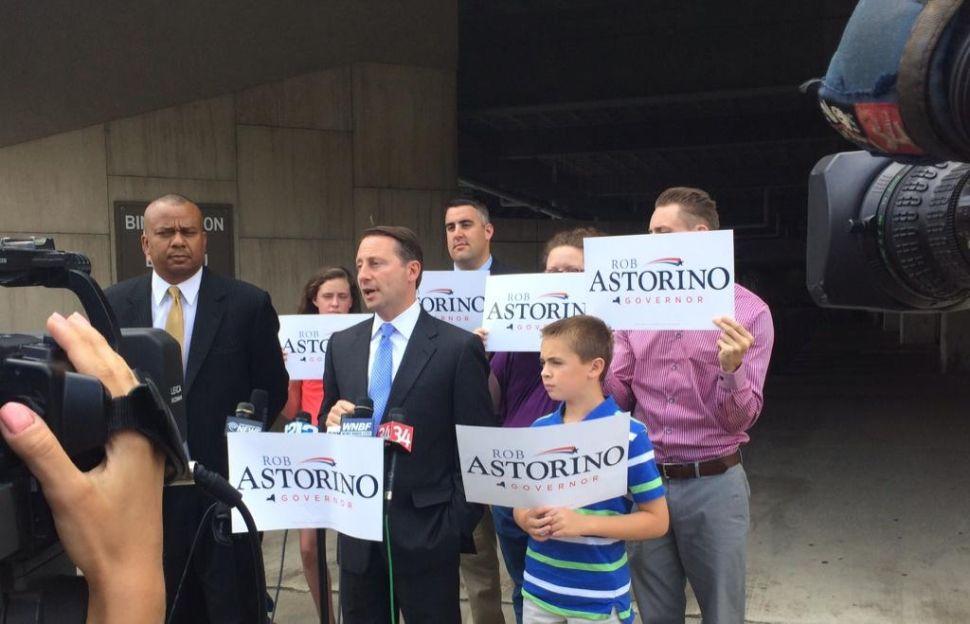 Rob Astorino Thinks Andrew Cuomo Broke the Law on Moreland