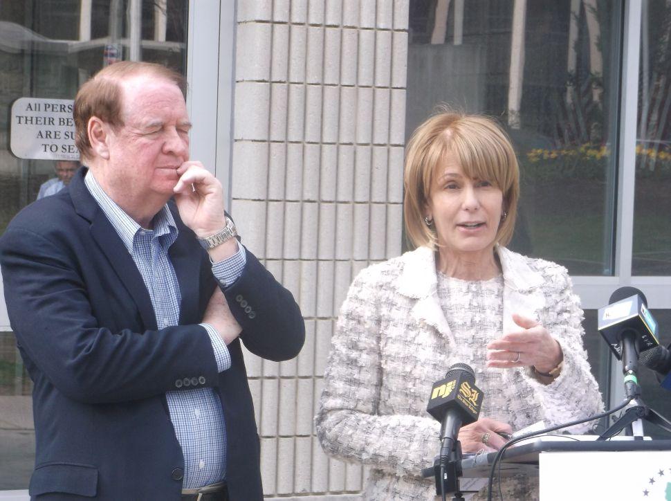 Buono pans Christie's violence task force study