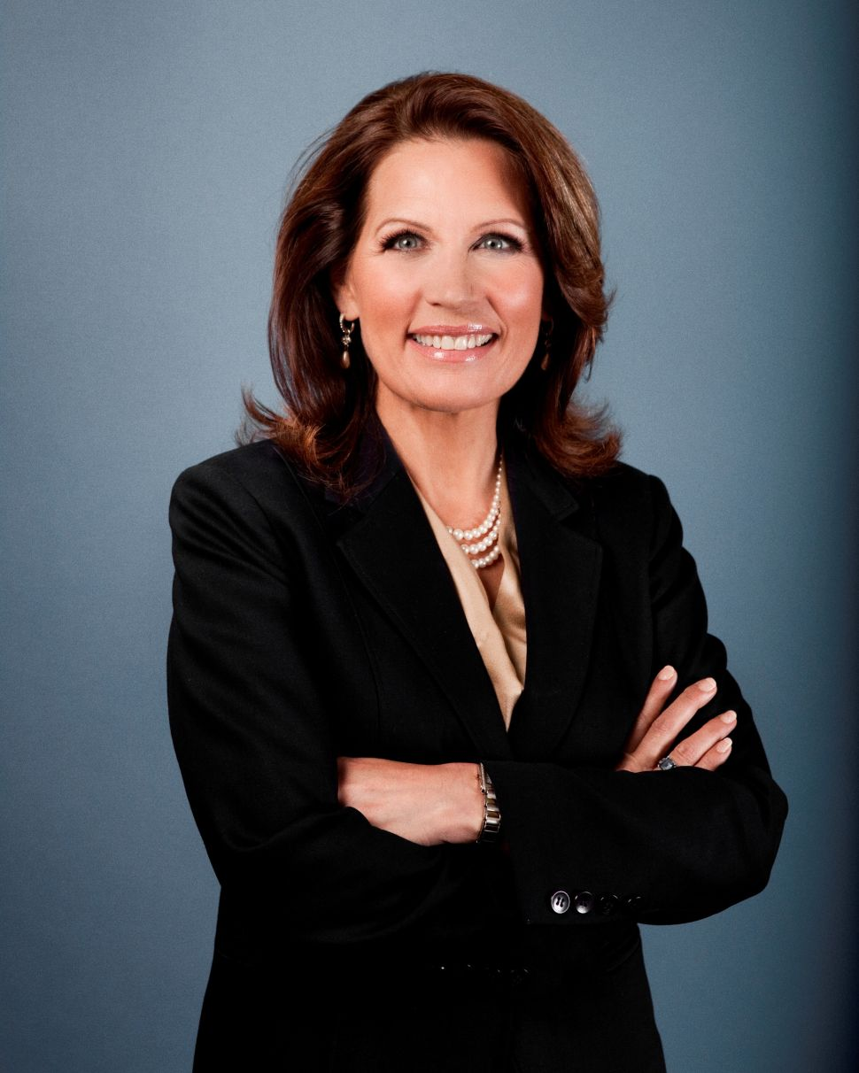 What's next for the Little Campaign? Bachmann? Yes.