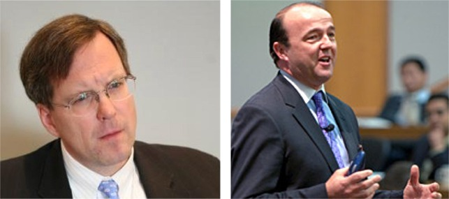 Christie taps Bagger and Grady to head budget team