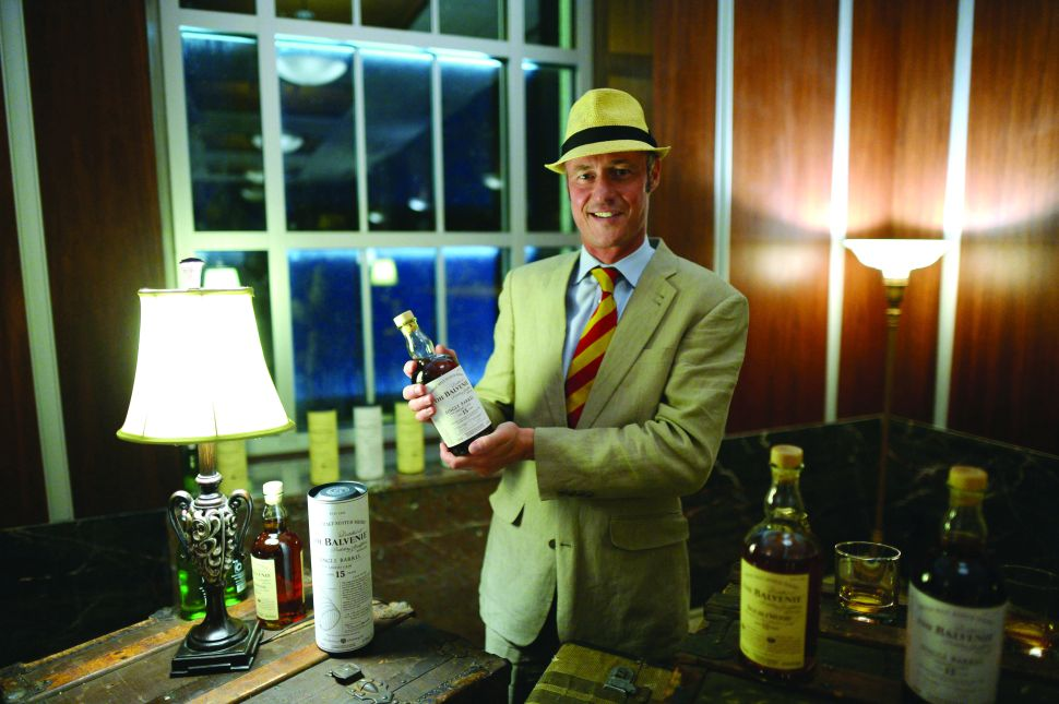 The Quest for the Perfect Scotch Libation Leads to New Orleans' Tales of the Cocktail