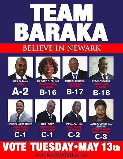 Destination Tuesday: Team Baraka in Newark