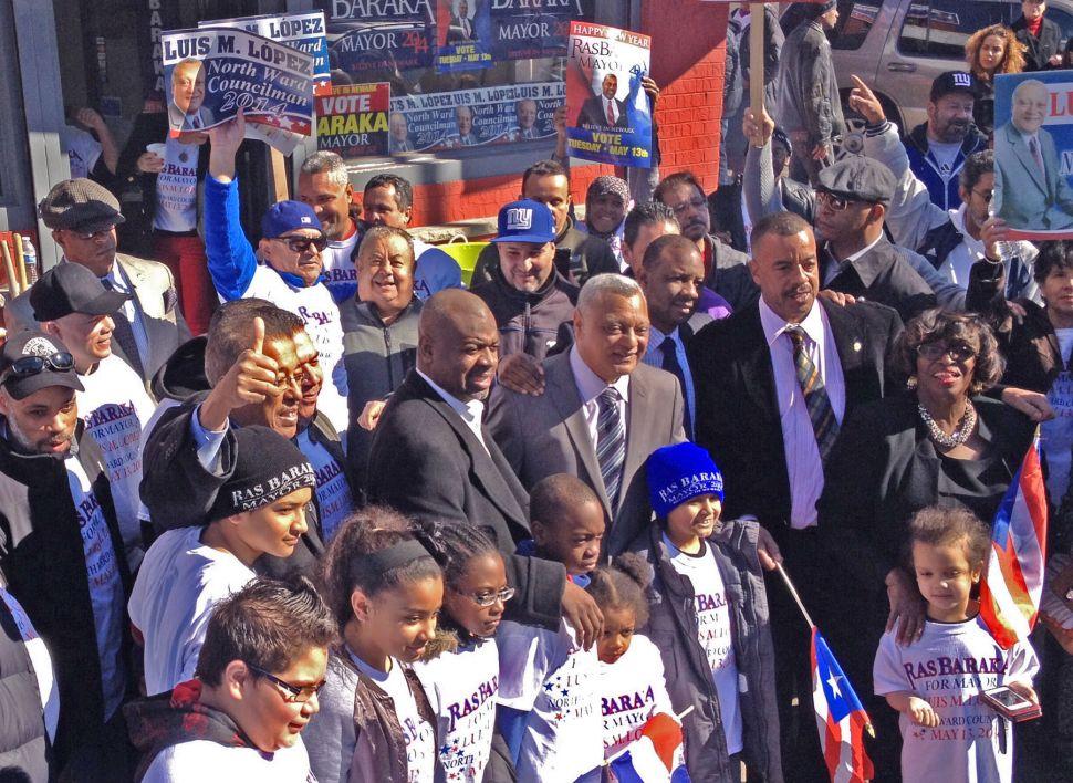 Baraka taps Lopez as his North Ward council candidate