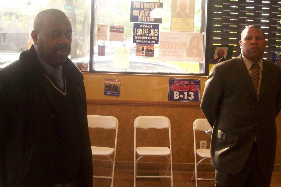 McCarthy mailings not their handiwork, says Newark's Choice team, as they denounce dirty tricks