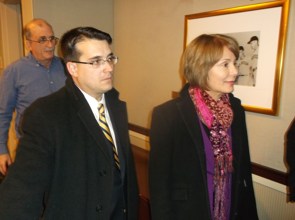 Smith: if Buono picks O'Donnell for state party chairmanship she will be well-served