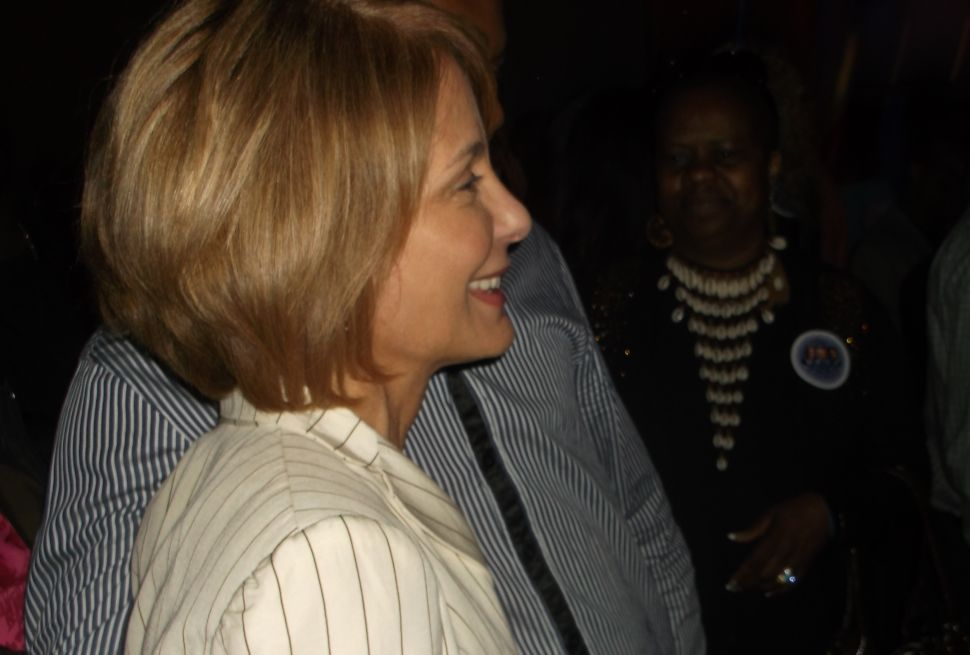 $207,538 more in matching public funds for Buono campaign