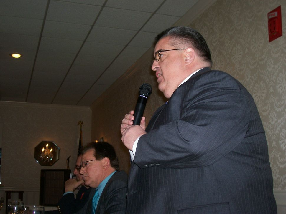 Romano assails Barse administration in opening statement in Vineland mayor's debate
