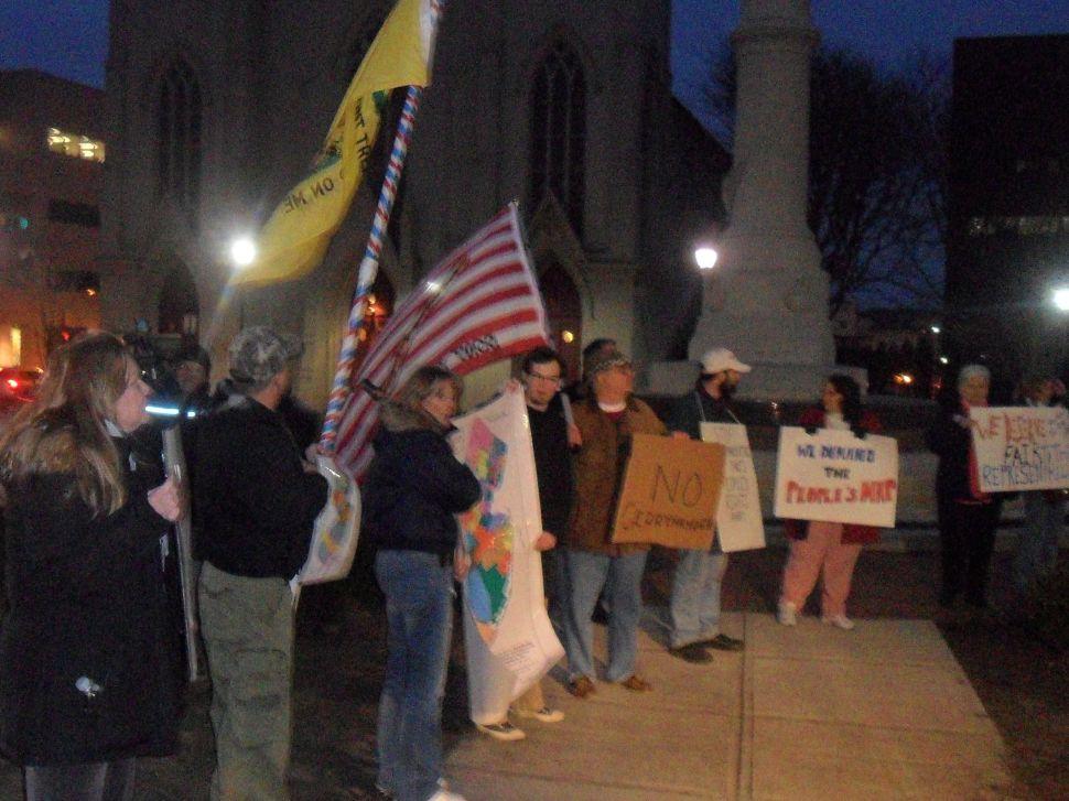 Bayshore Tea Party lands in New Brunswick