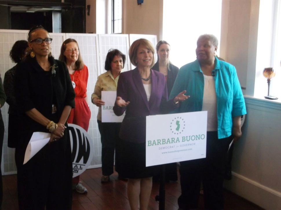 Buono marks Equal Pay Act anniversary with call for NJ to eliminate paycheck unfairness