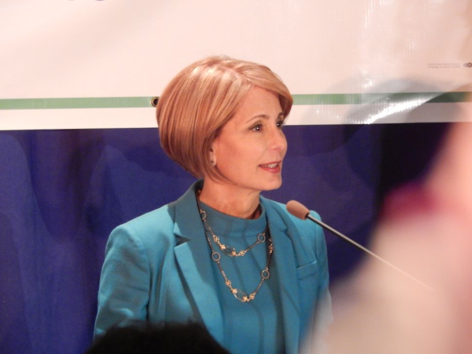 NJEA endorses Buono for governor