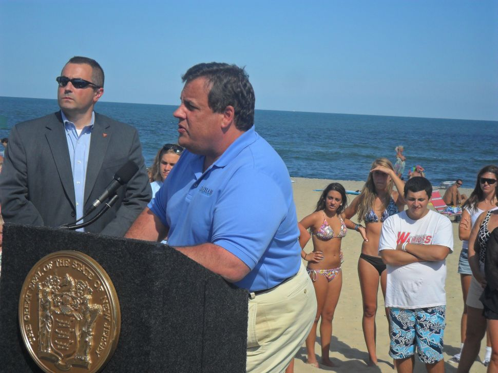 Christie on Perry: a laudable record on tort reform