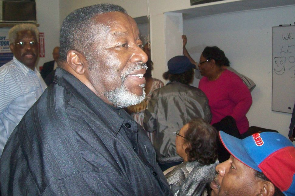 Bell and Booker allies organize Election Day effort at Central Ward HQ