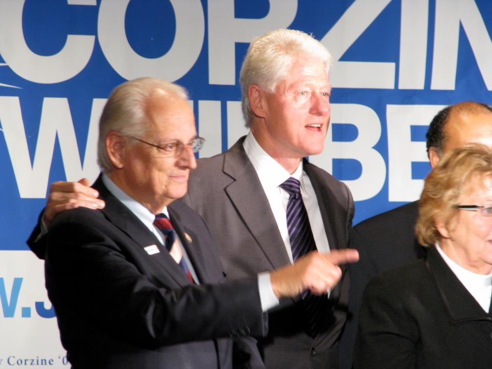 Clinton coming to CD 9 to campaign for Pascrell